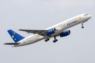 Astraeus Boeing 757