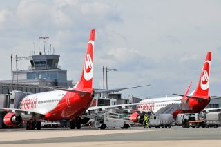 Air Berlin in Paderborn