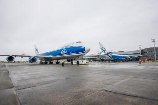 AirBridgeCargo Boeing 747-8F