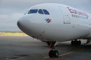 D-AXGA: Erster Airbus A330-200 für Eurowings