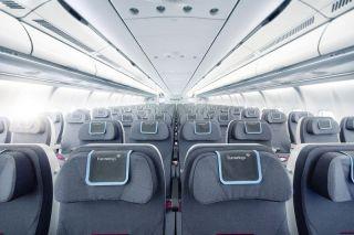 Eurowings Interkontkabine