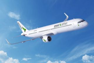 Azores Airlines Airbus A321neo