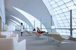 Emirates Terminal 3 Dubai International