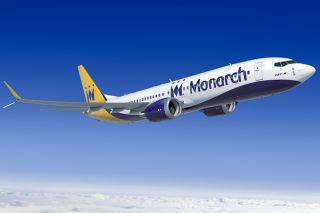 Monarch Airlines Boeing 737 MAX 8