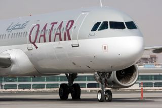 Qatar Airways Airbus A321