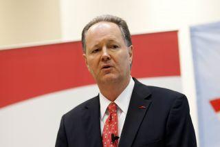 Austrian CEO Jaan Albrecht