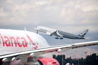Springt Iran Air für Avianca-Leasingflugzeuge ein?