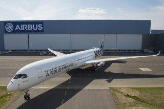 Zweiter Airbus A350-1000 Prototyp