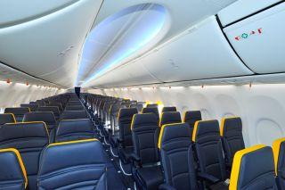 Ryanair New Boeing Sky Interior