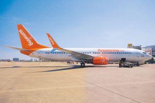 Sunwing Boeing 737-800