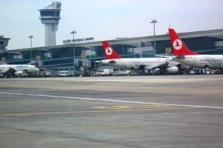 Istanbuler Flughafen Atatürk