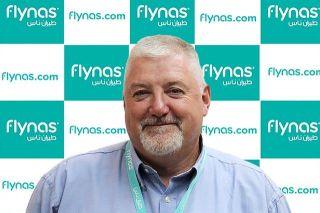 flynas-Chef Paul Byrne