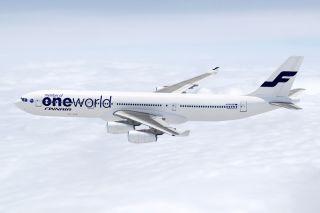 Finnair Airbus A340