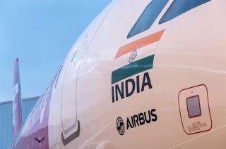 Air Asia India Airbus A320