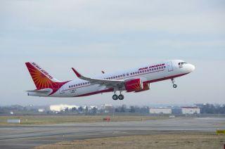 Air India Airbus A320neo