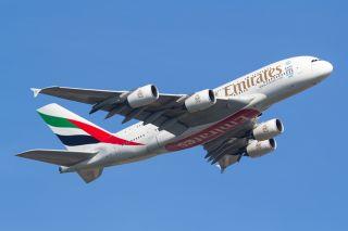Emirates Airbus A380