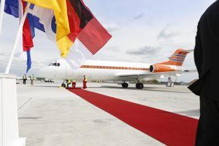 Niederländisches Regierungsflugzeug