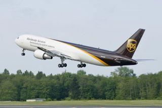 UPS Boeing 767 Frachter