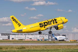 Spirit Airlines Airbus A320neo