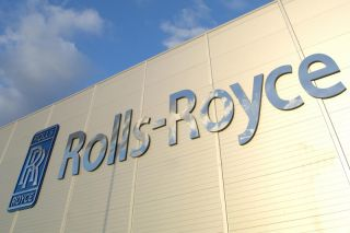 Rolls-Royce in Derby, England