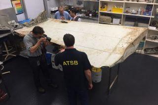 ATSB untersucht MH370 zugeordnete Wrackteile