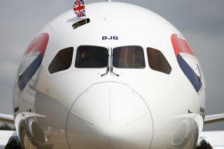 British Airways Boeing 787