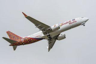 Malindo Air Boeing 737 MAX 8