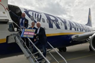 Ryanair in Memmingen