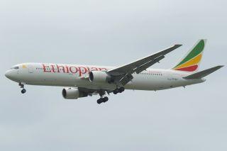 Ethiopian Airlines Boeing 767-300ER