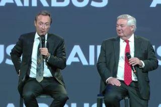 Fabrice Brégier und John Leahy
