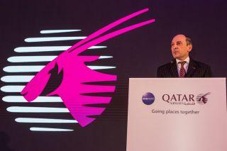 Qatar Airways CEO Akbar Al-Baker