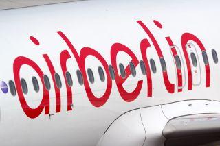 airberlin Schriftzug