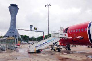 Norwegian startet US-Flüge mit Boeing 737-800
