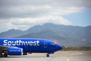 Southwest Airlines Boeing 737-800
