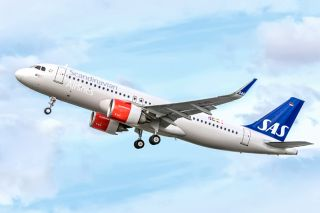 Scandinavian Airlines Airbus A320neo