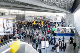 Terminal 1 Flughafen Frankfurt