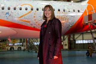 Easyjet-Chefin Carolyn McCall