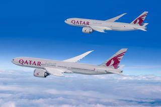 Qatar Airways Boeing 777-8X und 777F