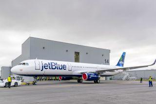 Erster Airbus aus Mobile: A321 für JetBlue Airways