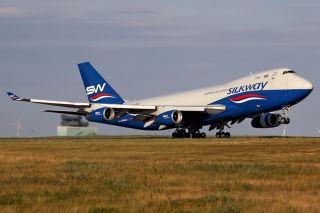 Silkway Boeing 747F