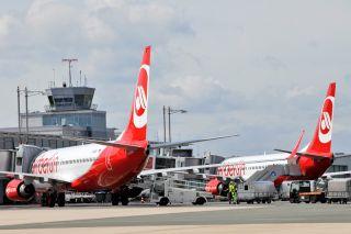 Air Berlin in Paderborn