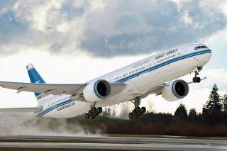 Kuwait Airways Boeing 777-300ER