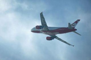 Air Berlin Airbus A319
