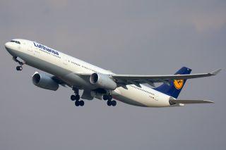 Lufthansa Airbus A330-300