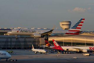 American 757 am MIA