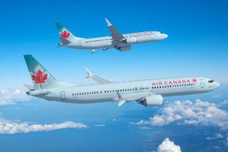 Air Canada Boeing 737 MAX 8 und MAX 9
