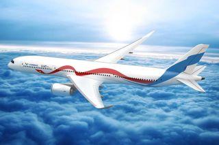 COMAC und UAC entwickeln einen Großraumjet
