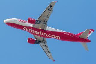 airberlin Niki Airbus A320