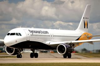 Monarch Airlines Airbus A320