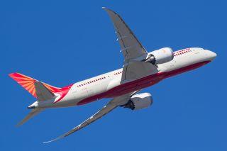 Air India Boeing 787 Dreamliner